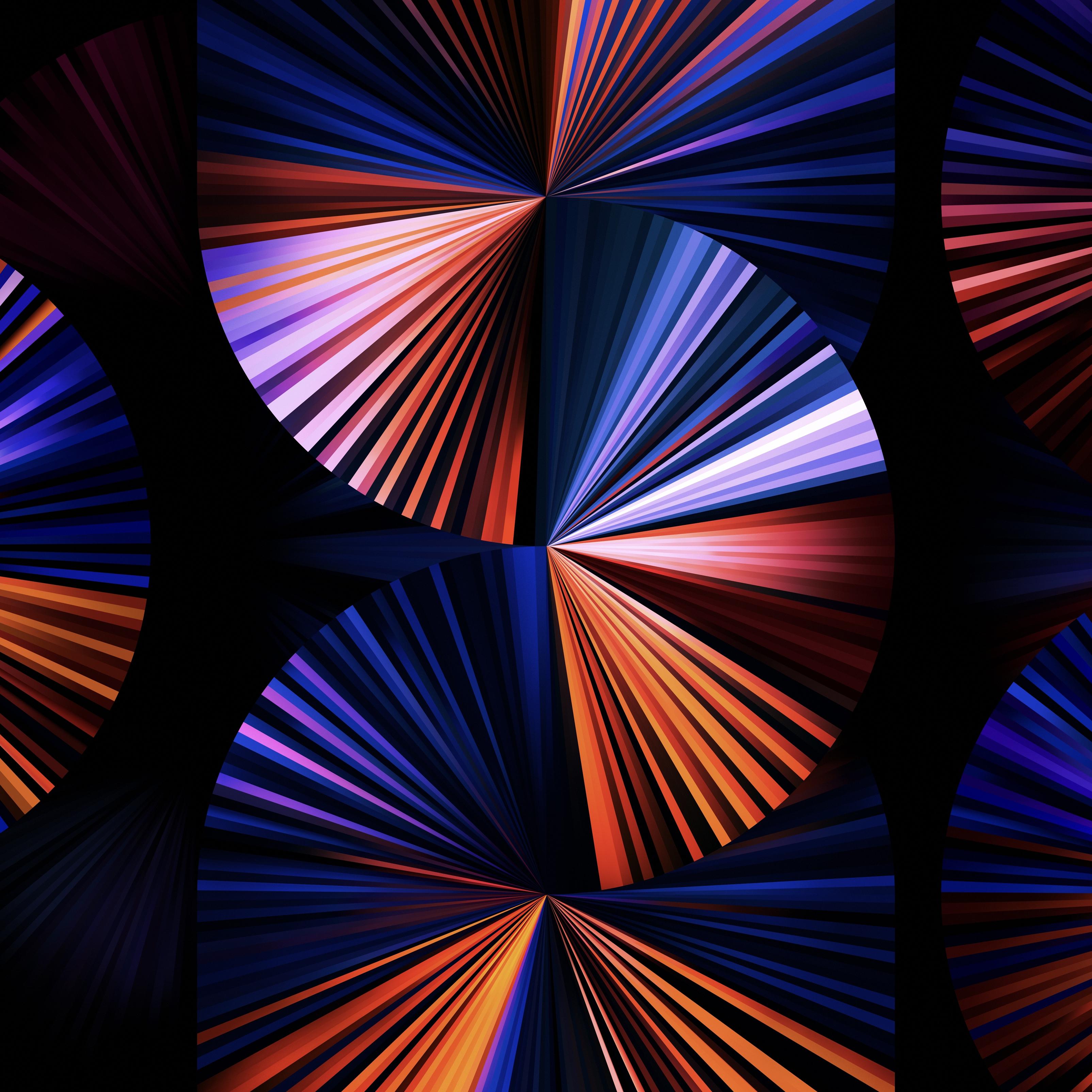 Wallpaper Dark Purple Fan Wallpaper For Ipad Pro 12 9 Background Download Free Image